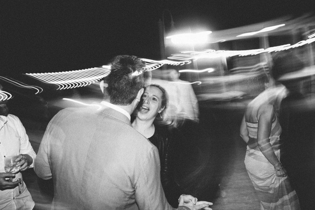 fidanzati al party di matrimonio