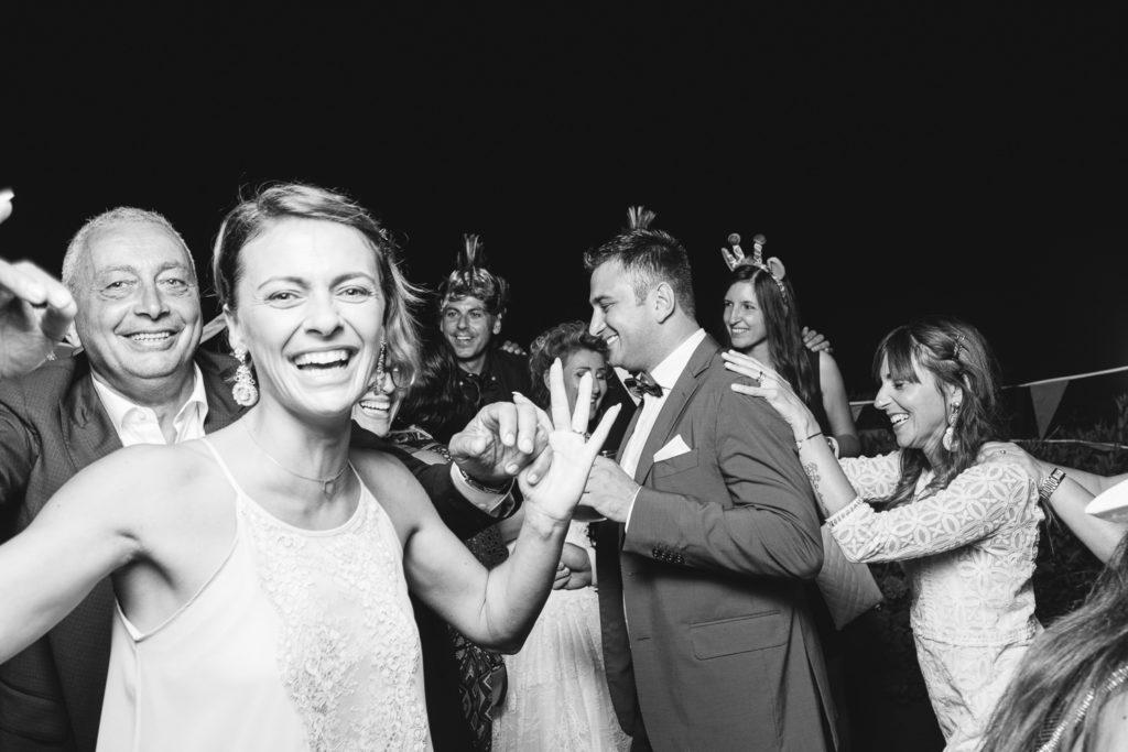 Trenino alla festa di matrimonio