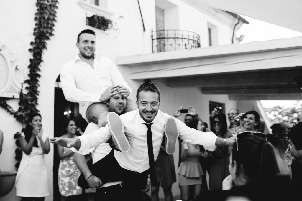 scherzi allo sposo